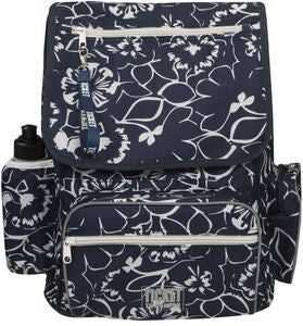 Ticket to Heaven Junior Rucksack, Total Eclipse/Blue