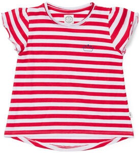 Luca & Lola Pietra Top, Red