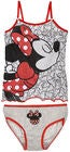 Disney Minnie Maus Unterwäscheset, Light Grey