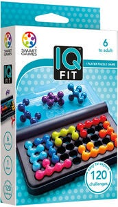 Smart Games Spiel IQ Fit