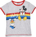 Disney Micky Maus T-Shirt, Grey