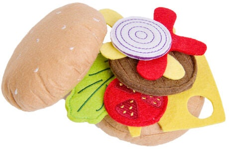 Classic World Spielset Hamburger