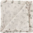 Garbo&Friends Musselindecke Swaddle Clover