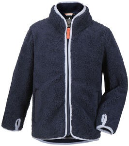 Didriksons Lo Pile Jacke, Navy