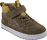 Viking Samuel Mid WP Jr Sneakers, Khaki/Olive