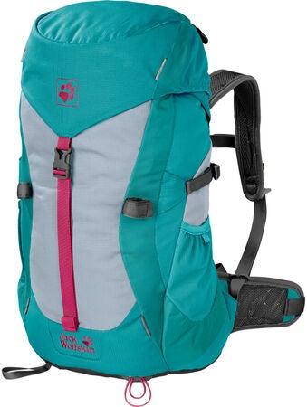 Kaufen Jack Wolfskin Kids Alpine Trail Rucksack, Aquamarine