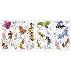 RoomMates Wallstickers Disney Fairies