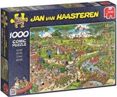 Jumbo Puzzle Jan van Haasteren The Park 1000
