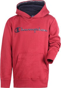 Champion Kids Hoodie, Biking red
