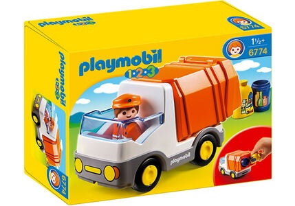 6774 Playmobil 123 Müllabfuhr