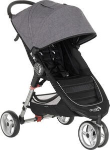 Baby Jogger Verdeck City Mini, Grau