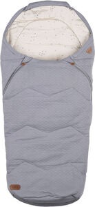 Voksi Breeze Light Fußsack, Grey Star