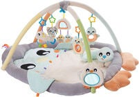 PlayGro Snuggle Me Tummy Time Spielbogen Penguin