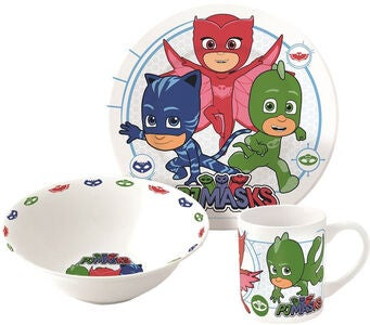 PJ Masks Essensset aus Keramik