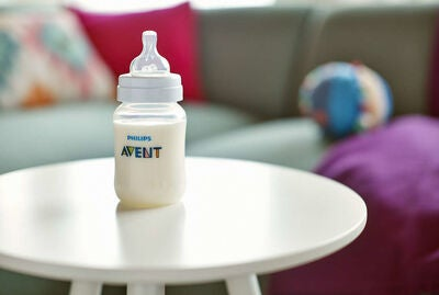 Philips Avent Anti-Kolik Babyflasche 2er-Pack 260ml, Weiß