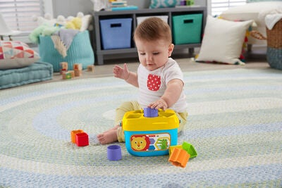 Fisher-Price Formsortierer Baby's First Blocks