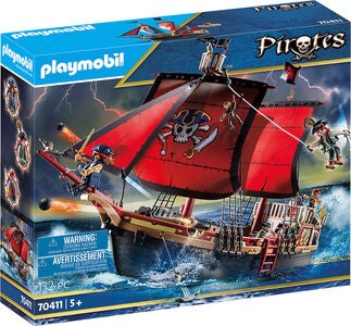 Playmobil 70411 Piratenschiff