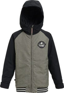 Burton Boys Gameday Jacke, Bog Heather/True Black