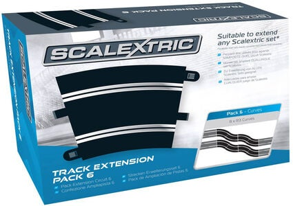 Scalextric Rennbahn Expansions Pack 6