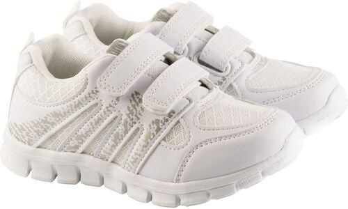 Little Champs Play Sneakers, White