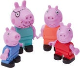 Peppa Pig Figuren 4er-Pack