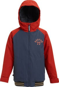 Burton Boys Gameday Jacke, Mood Indigo/Bitters