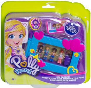 Polly Pocket Fotorahmen Micro