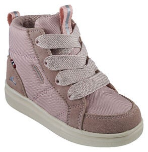 Viking Smile Mid WP Sneakers, Antiquerose