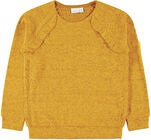Name it Victa Pullover, Golden Orange