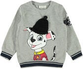 Name it Paw Patrol Fenton Pullover, Grey Melange