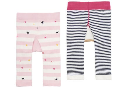 Tom Joule Leggings Polar Bear 2er-Pack, Pink