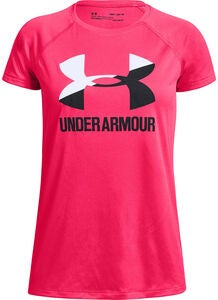 Under Armour Big Logo Tee Solid SS Trainingsshirt, Assorted