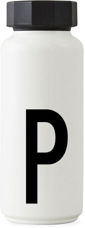 Design Letters Thermosflasche P