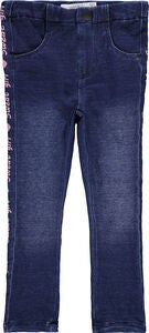 Name it Polly Jeansleggings, Dark Blue Denim