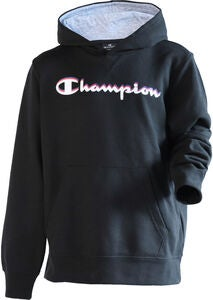 Champion Kids Kapuzenpullover, Anthracite
