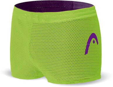 HEAD Drag Suit Badeshorts, Lila/Lime