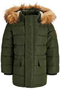 Nordbjørn Northpole Jacke, Green