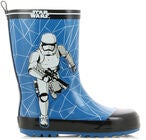 Star Wars Gummistiefel, Blue/Black