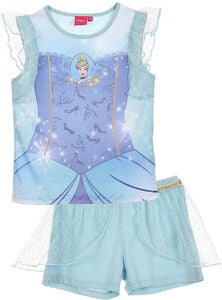 Disney Princess Schlafanzug, Blue