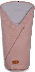 Nordlys Fußsack Light Mini, Blush Pink