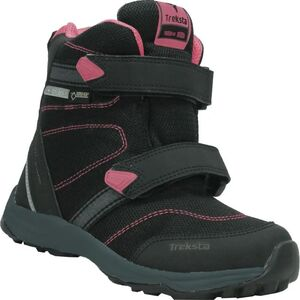 Treksta Run GTX High Winterstiefel, Black/Pink