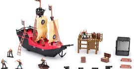 Fantasy Playworld Pirate Ship Spielset