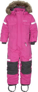 Didriksons Migisi Overall, Plastic Pink