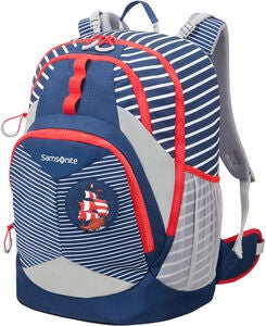 Samsonite Pirate Rucksack, Blau