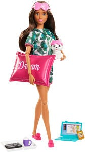 Barbie Wellness Puppe Dream