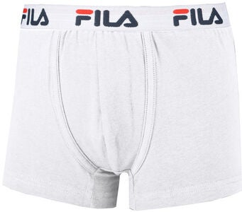 FILA Junior Boxershorts, White