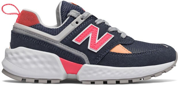 New Balance 547 Kids Sport Sneaker, Navy