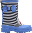 Tom Joule Gummistiefel, Blue Stripe Shark