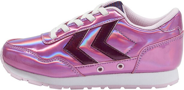 Hummel Reflex Bubblegum Jr Sneakers, Lilac Snow