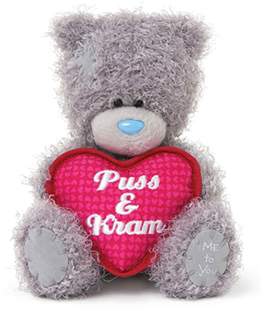 Me To You Kuscheltier Teddy Puss och Kram 13 cm